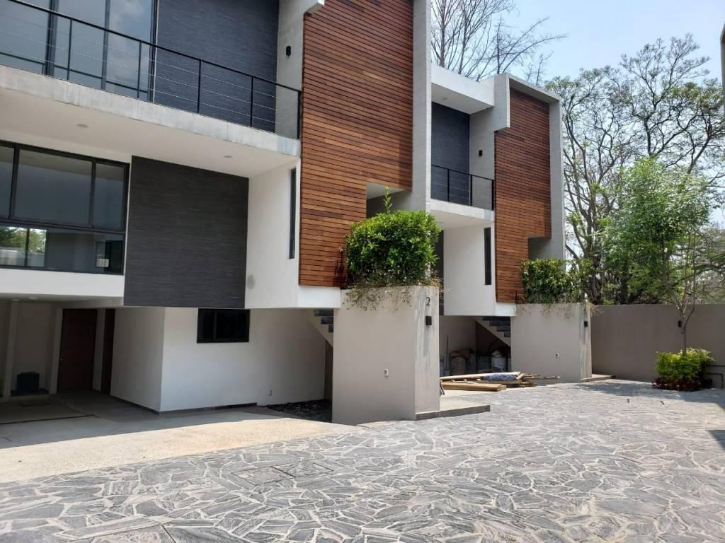 Mexico - Álvaro Obregón - À vendre - Maison neuve - 3 chambres - 4 salles de bain