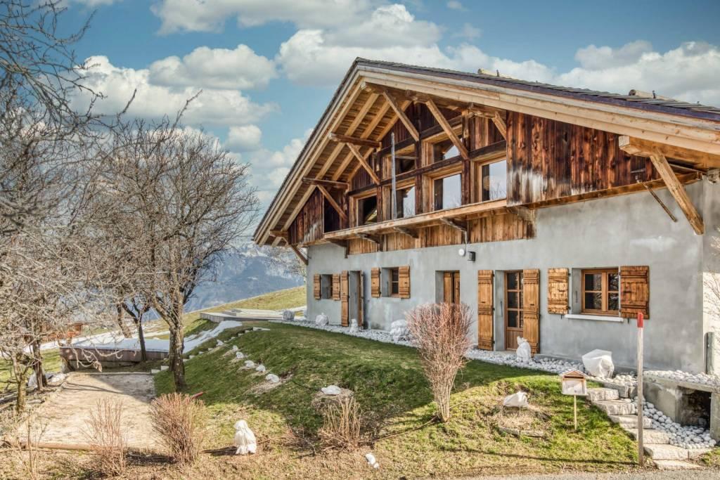 Megève - Alquiler vacacional - Chalet - Casa - 16 Personas - 5 Habitaciones - 6 Baños - Jacuzzi