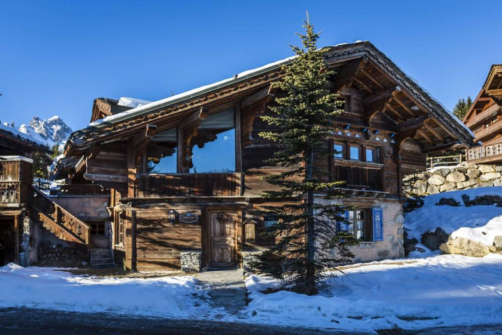 Courchevel 1850 - Holiday rental - House - 10 Persons - 5 Bedrooms - 5 Bathrooms - Jacuzzi