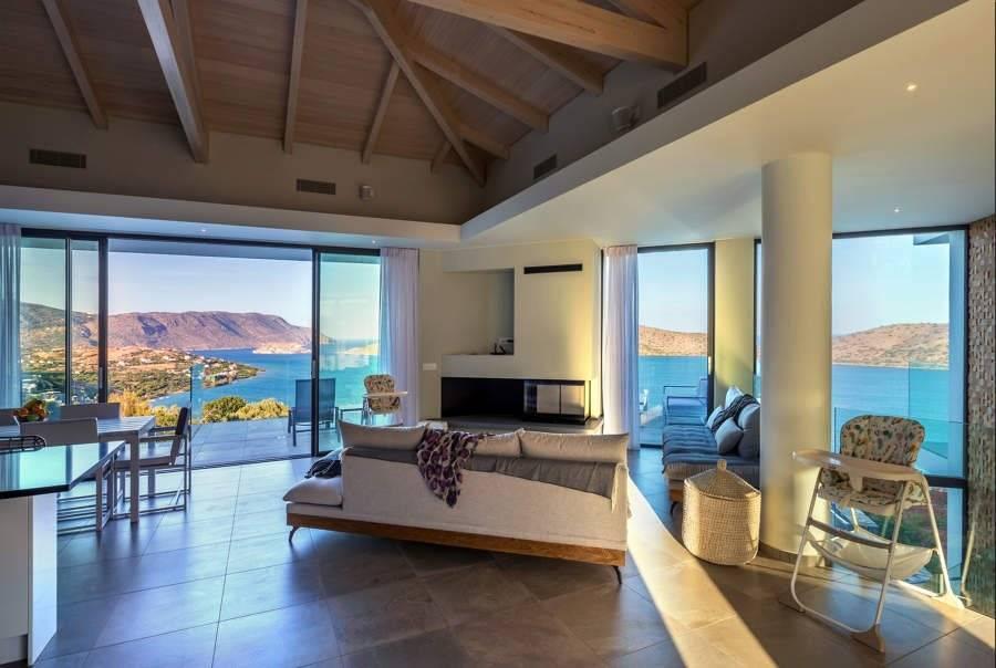 Agios Nikolaos - Creta - Alquiler vacacional - Casa - 12 Personas - 6 Habitaciones - 6 Baños - Piscina