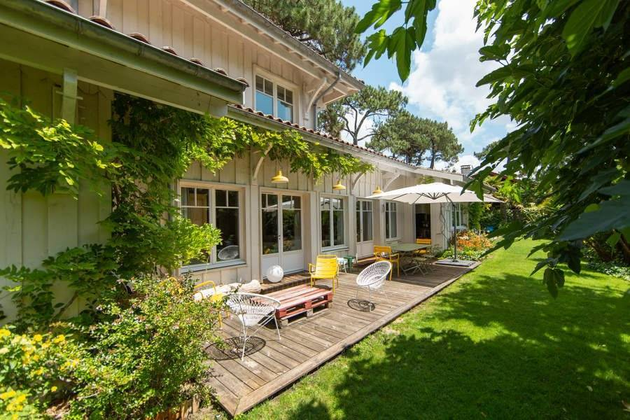 Cap Ferret - Holiday rental - House - 8 Persons - 4 Bedrooms - 4 Bathrooms - 160 m² - Swimming Pool