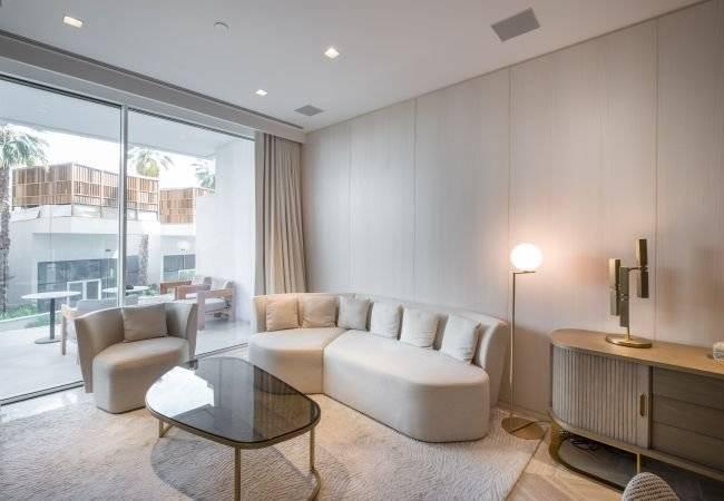 Дубай - Аренда жилья для отдыха - Апартаменты - 5 человек - 2 спальни - 2 ванные комнаты - 134 м2 - Бассейн