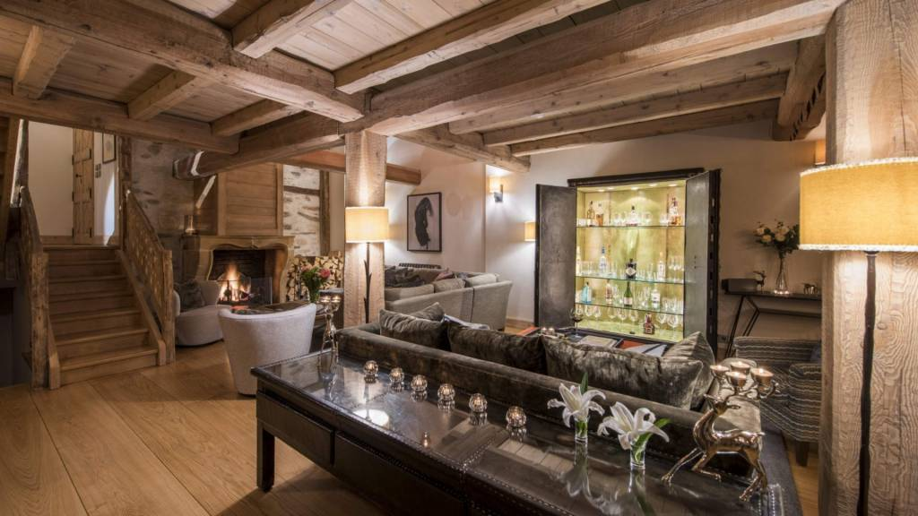 Megève - Holiday rental - Chalet - House - 12 Persons - 6 Bedrooms - 7 Bathrooms - Jacuzzi