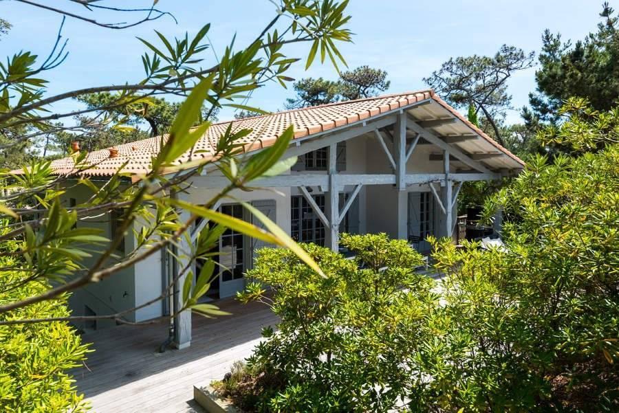 Cap Ferret - Alquiler vacacional - Casa - 12 Personas - 6 Habitaciones - 3 Baños - 200 m² - Piscina