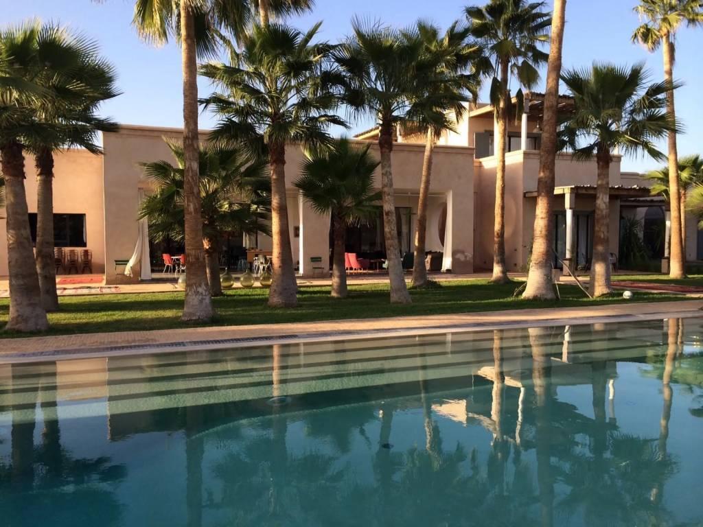 Marrakech - Alquiler vacacional - 12 Personas - 6 Habitaciones - 6 Baños - 600 m2.