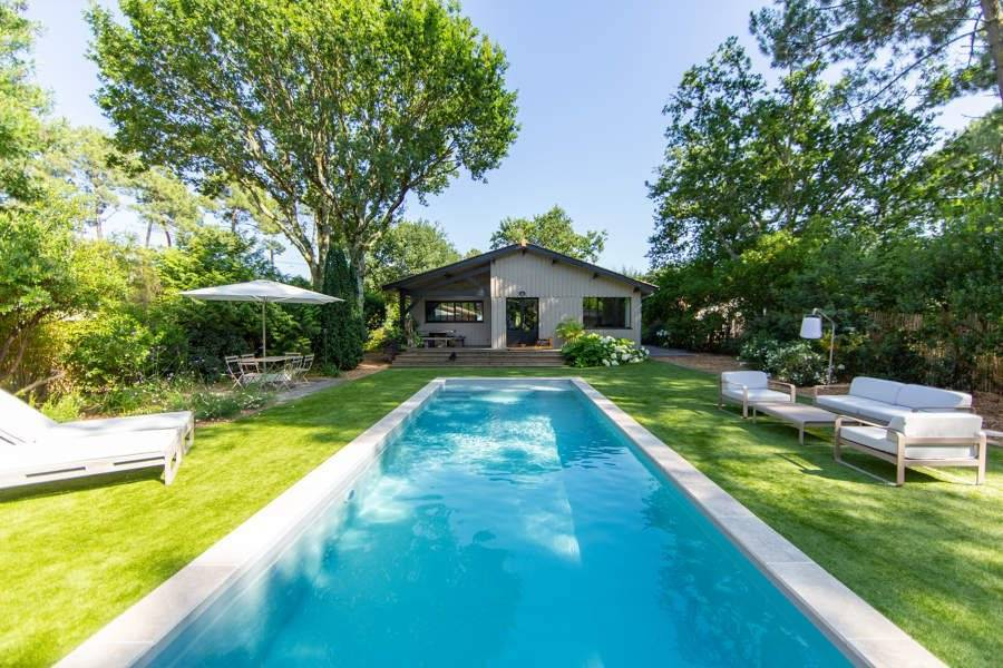 Cap Ferret - Holiday rental - House - 11 Persons - 5 Bedrooms - 4 Bathrooms - 140 m² - Swimming pool