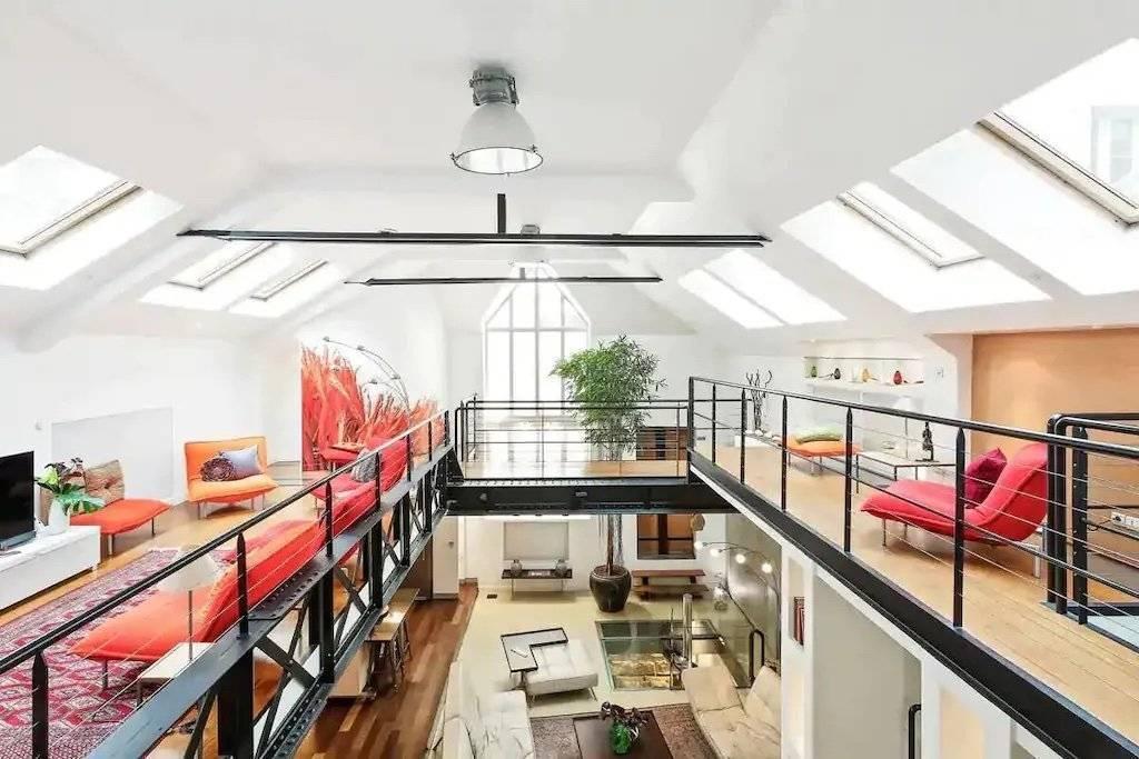 París - Montorgueil - Alquiler - Apartamento - Loft - 4 Habitaciones - 8 Personas - 4 Baños - 330 m²