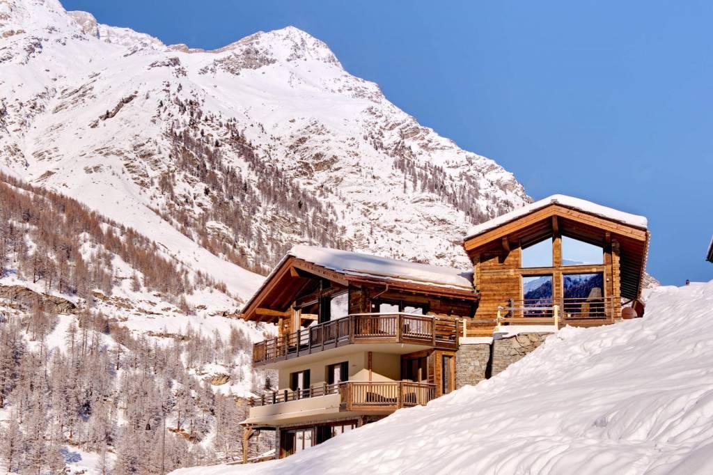 Zermatt - Holiday rental - Chalet - 10 Persons - 5 Bedrooms - 5 Bathrooms - 500 m² - Jacuzzi