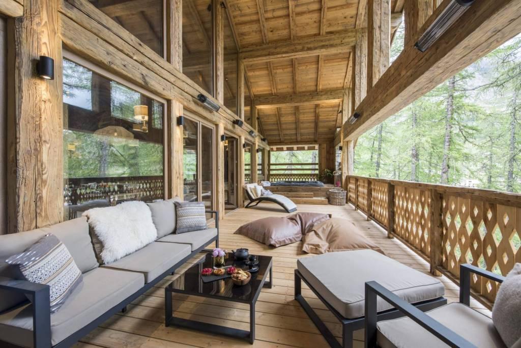 Val d'Isère - Alquiler vacacional - Chalet - Casa - 14 Personas - 6 Habitaciones - 5 Baños - Piscina
