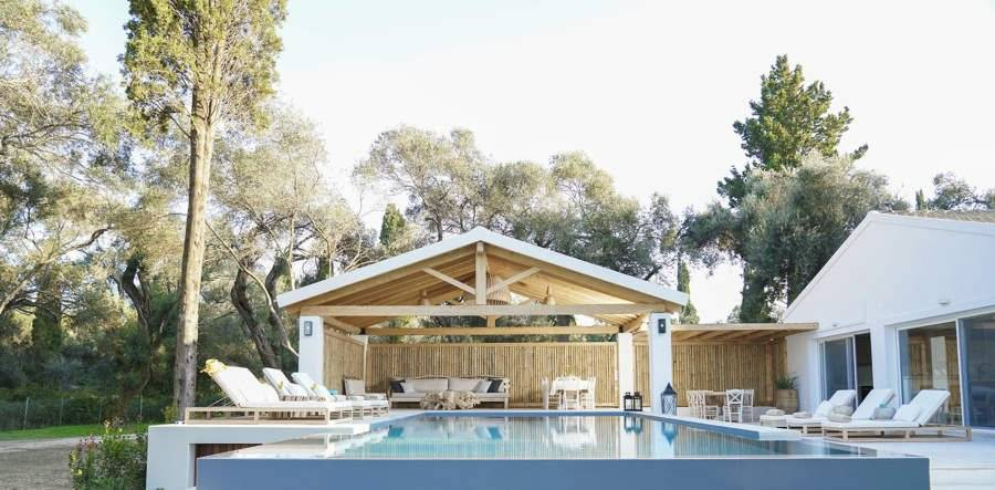 Corfu - Ionian Islands - Holiday rental - House - 10 Persons - 4 Bedrooms - 4 Bathrooms - Swimming pool