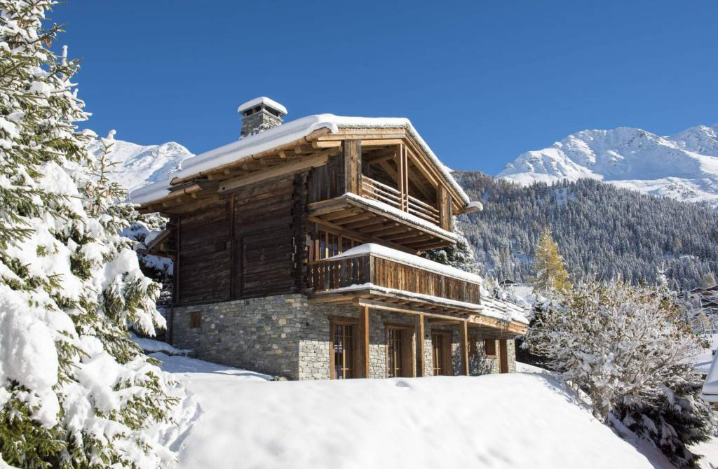 Verbier - Holiday rental - Chalet - 8 Persons - 4 Bedrooms - 4 Bathrooms - Hammam