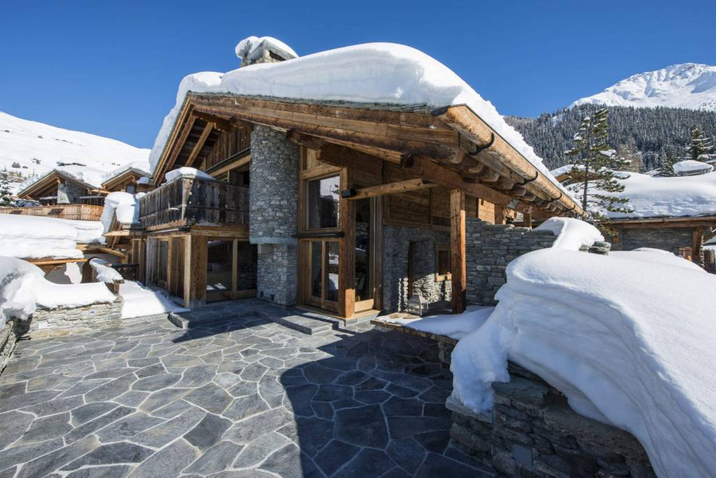 Verbier - Holiday rental - Chalet - 10 Persons - 5 Bedrooms - 5 Bathrooms - 850 m² - Swimming pool