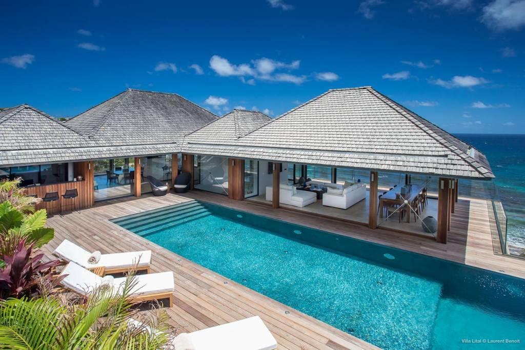 7 Bathroom 7 Bedroom Anse des Cayes Caribbean Descrip Lital Location Pool St Barthelemy Subject Villas Wimco Villas