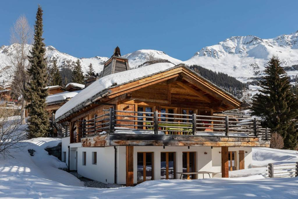Verbier - Holiday rental - Chalet - House - 10 Persons - 5 Bedrooms - 5 Bathrooms - Swimming pool