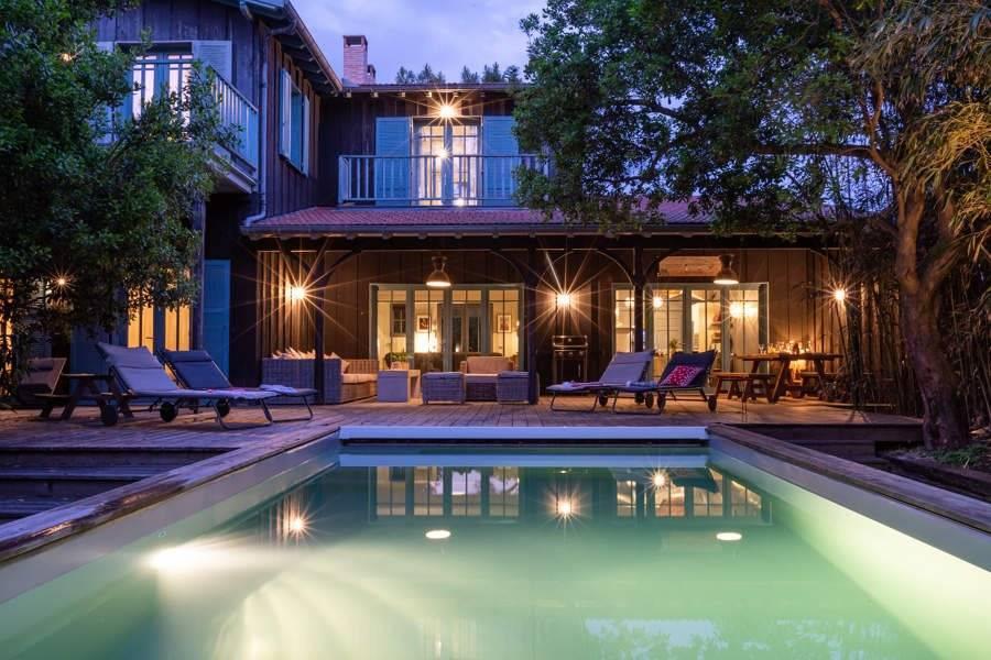 Cap Ferret - Alquiler vacacional - Casa - 10 Personas - 5 Habitaciones - 5 Baños - 236 m² - Piscina