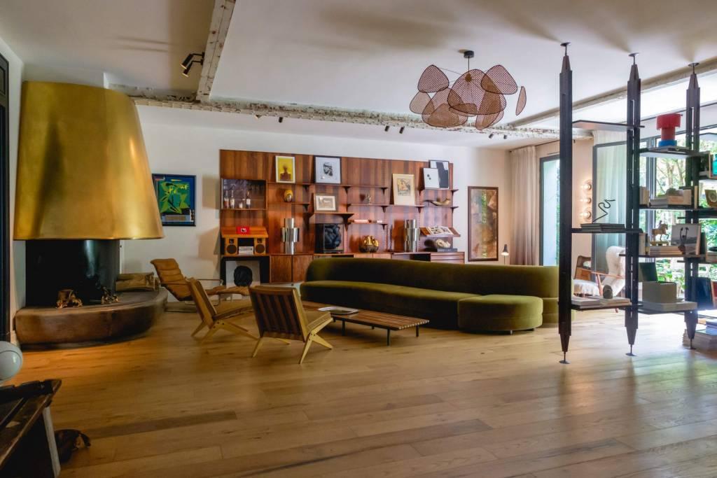 Paris 14éme - Location saisonnière - Appartement - Loft - 6 Personnes - 2 Chambres - 2 Salles de bain - 400 m2.