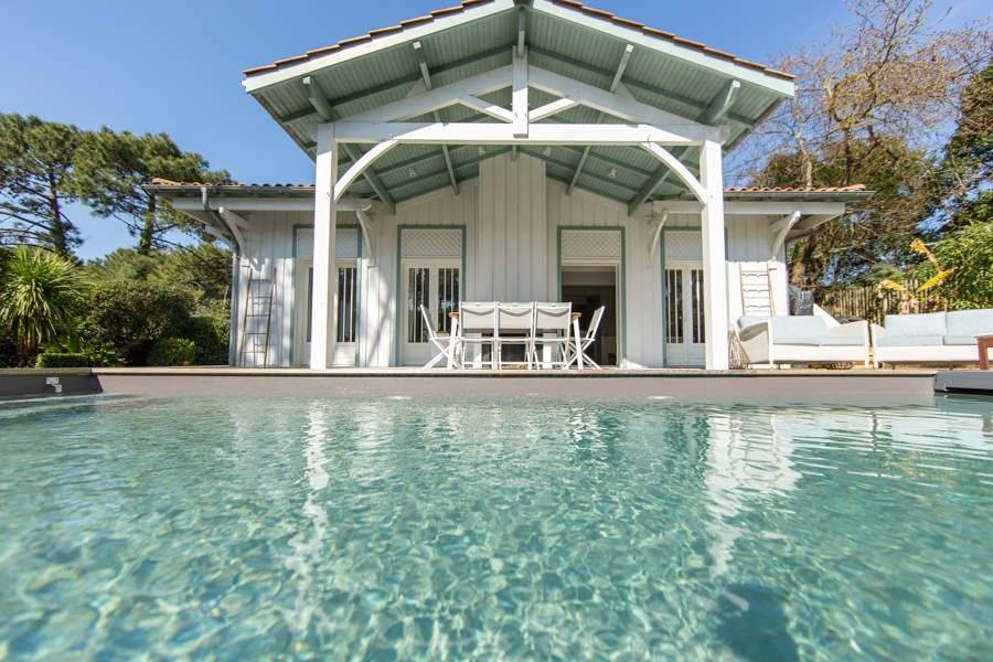 Cap Ferret - Holiday rental - House - 8 Persons - 4 Bedrooms - 4 Bathrooms - 192 m² - Swimming pool