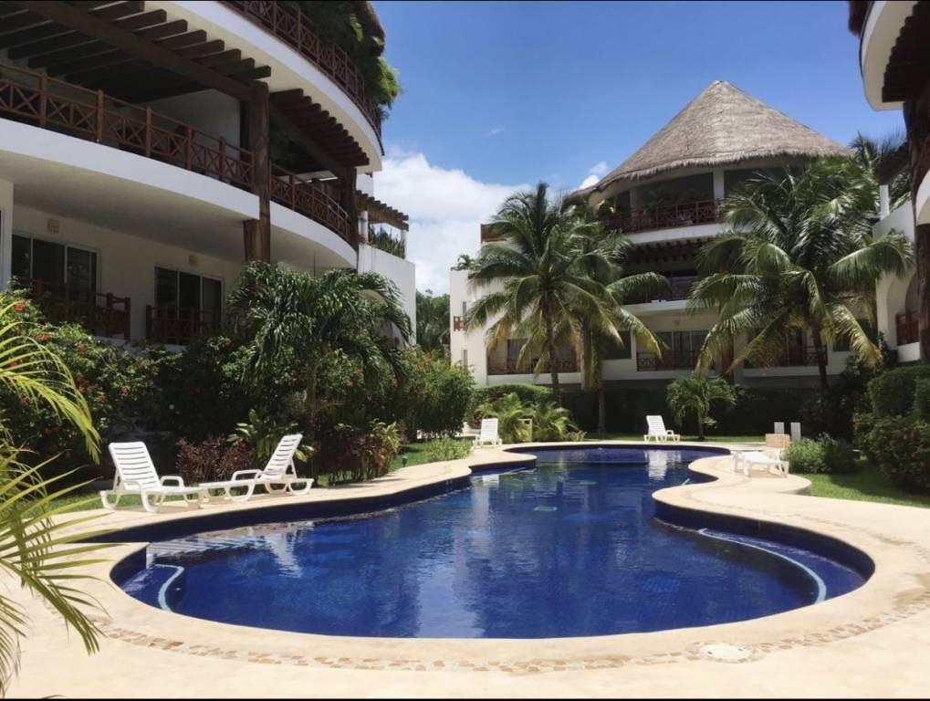 MEXICO - PLAYA DEL CARMEN - QUINTANA ROO - APARTMENT - HOLIDAY RENTAL - 2 BEDROOMS