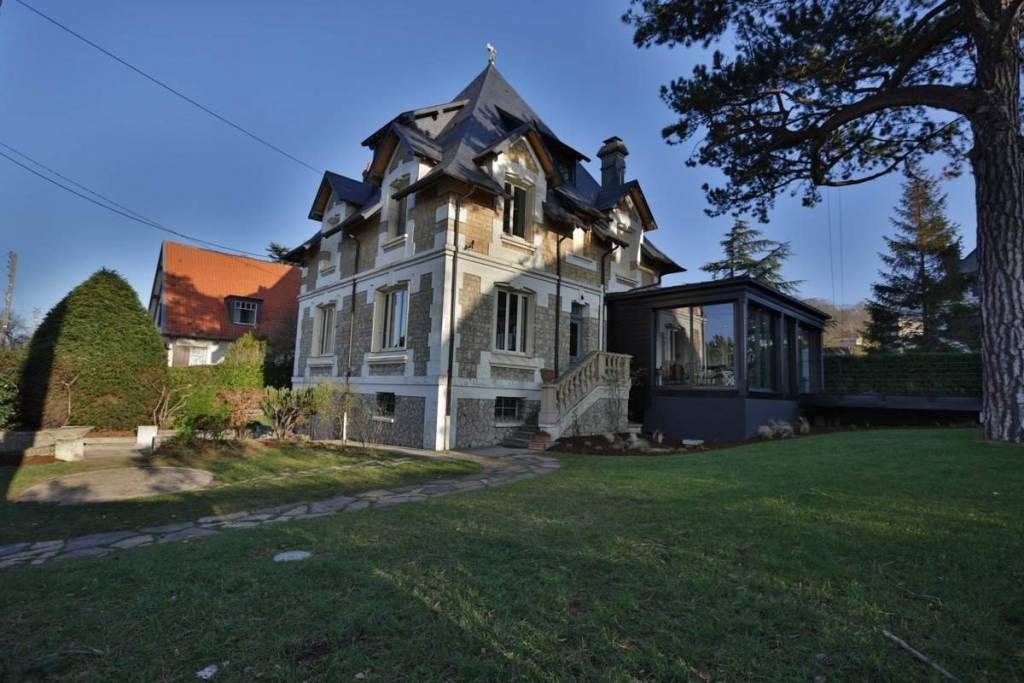 Трувиль - Аренда жилья - 10 человек - 4 спальни - 3 ванные комнаты - 190 м² - Бассейн
