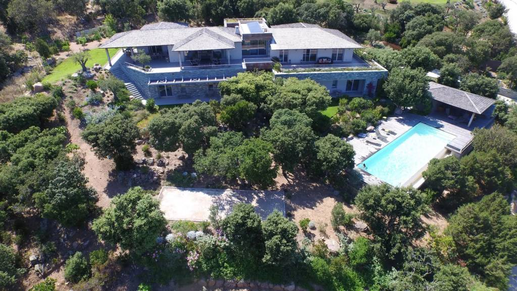 Porto-Vecchio Region - House - Holiday rental - 15 Persons - 8 Bedrooms - 8 Bathrooms - Swimming pool