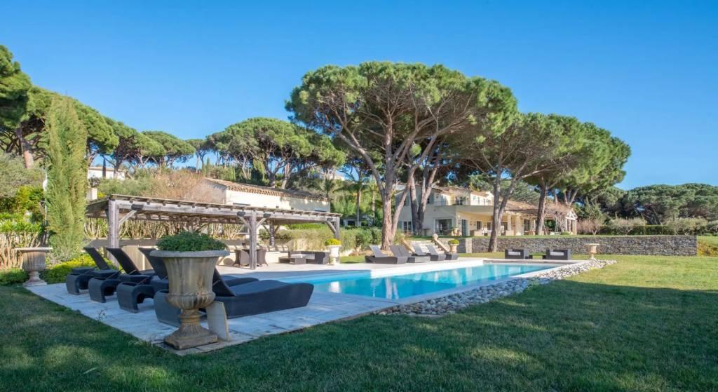 كراء موسميَ منزل Saint-Tropez
