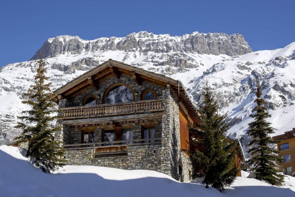 إيجار موسمي شالِيه Val-d'Isère
