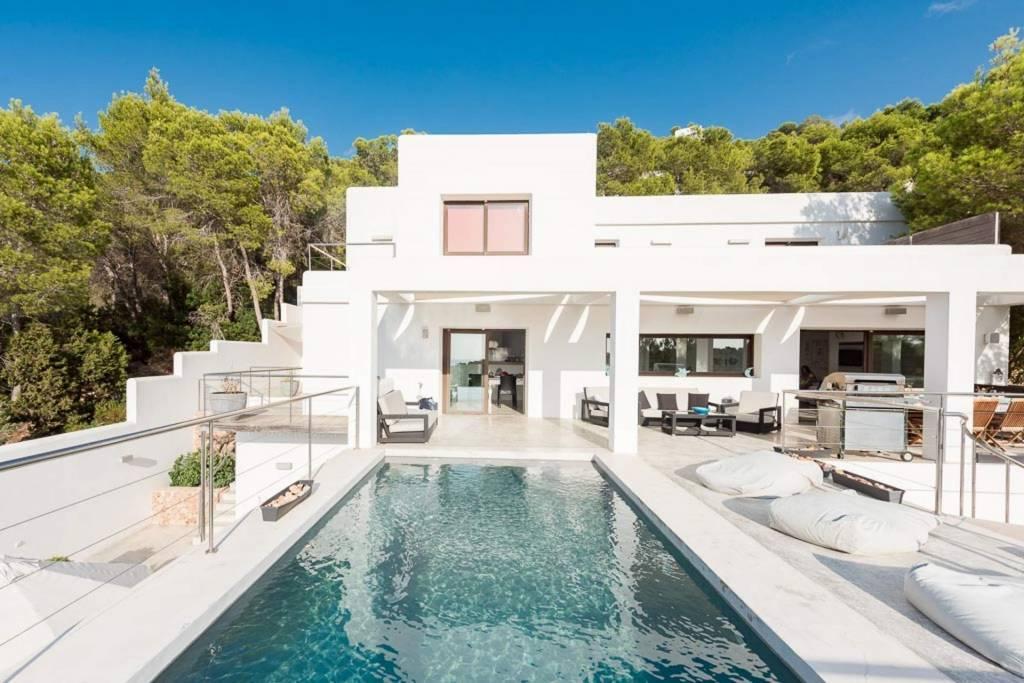 Ibiza - Сезонная аренда - Дом - 12 человек - 6 спален - 6 ванных комнат - Плавательные бассейны.