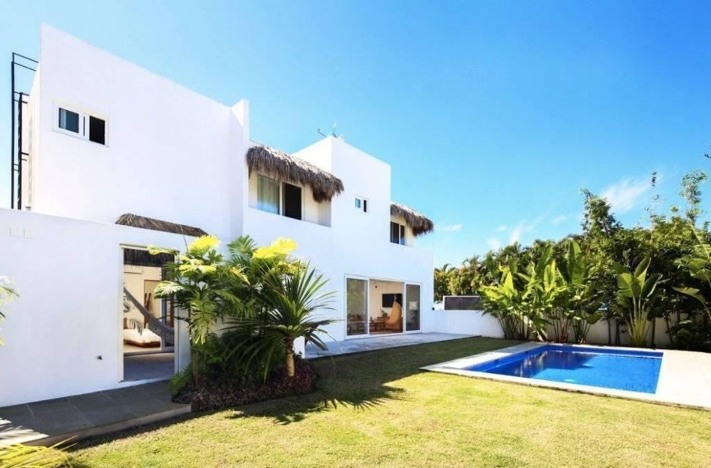 Puerto Vallarta - Bahia de Bandera - En vente - Maison - Meublé - 5 Chambres - 3.5 Salles de bains - Piscine