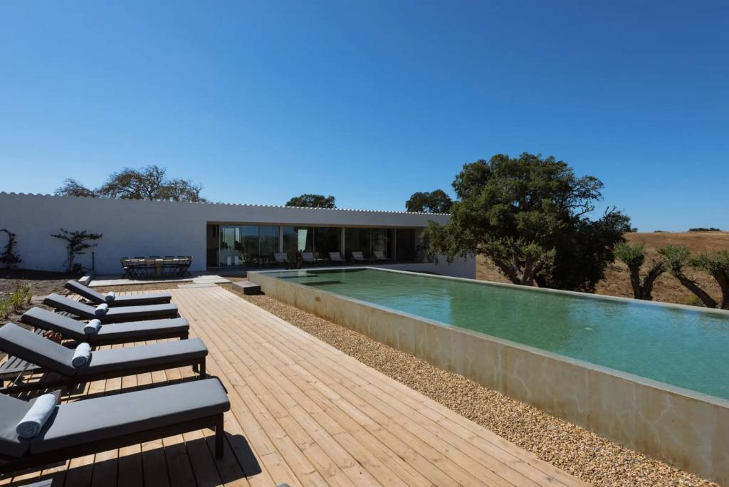 Melides - House - Holiday rental - 12 Persons - 6 bedrooms - Swimming pool.