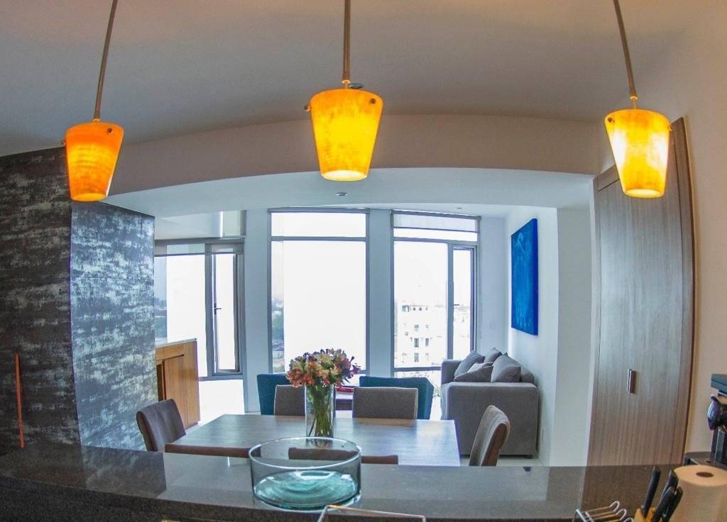 Ville de Mexico - Location - Appartement - 6 Personnes - 3 Chambres - Piscine.