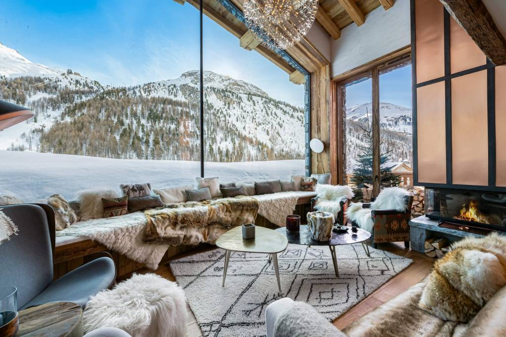 Val d'Isère - House - Holiday rental - 14 Persons - 5 Bedrooms - 5 Bathrooms - Swimming Pool