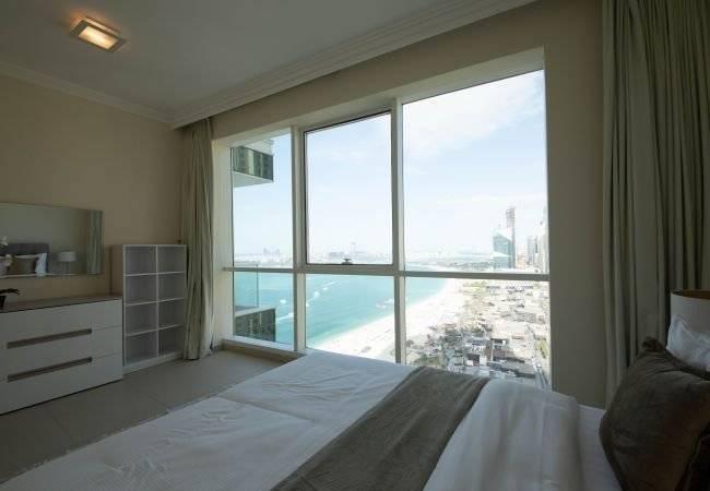 Dubai - Alquiler vacacional - Apartamento - 5 Personas - 2 Habitaciones - 2 Baños - 155 m2 - Piscina