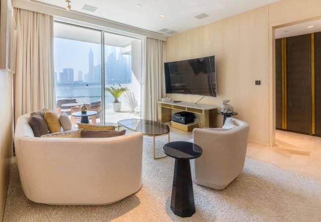 Dubai - Alquiler vacacional - Apartamento - 5 Personas - 2 Habitaciones - 2 Baños - 193 m2 - Piscina