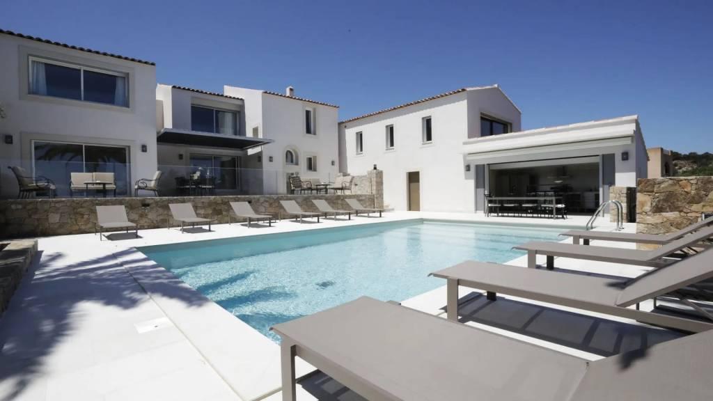 Corsica - Calvi - Holiday rental - House - 5 Bedrooms - 5 Bathrooms - Swimming pool.