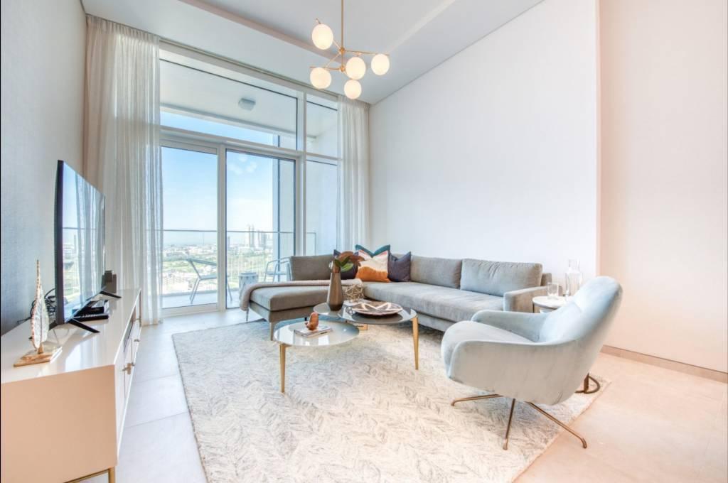 Dubaï - Appartement - Location saisonnière - 2 Personnes - 1 Chambre - Piscine.