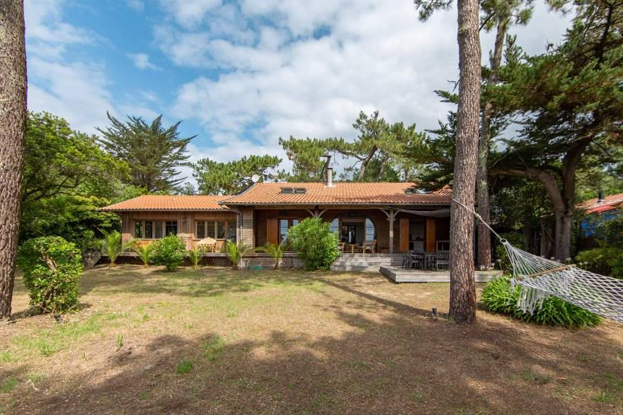 Cap Ferret - Holiday rental - House - 8 Persons - 4 Bedrooms - 4 Bathrooms - 250 m² - Private beach