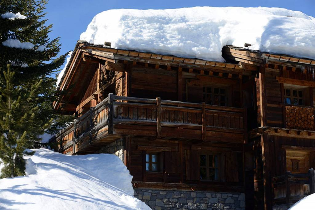 Courchevel 1850 - Holiday rental - Chalet - House - 12 Persons - 6 Bedrooms - 6 Bathrooms - Jacuzzi