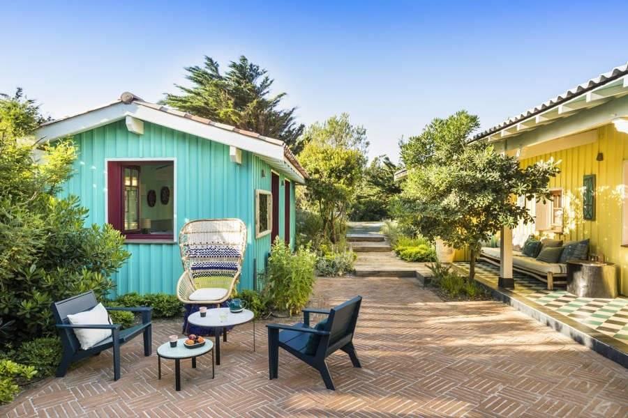 Cap Ferret - Alquiler vacacional - Casa - 8 Personas - 4 Habitaciones - 3 Baños - 150 m²
