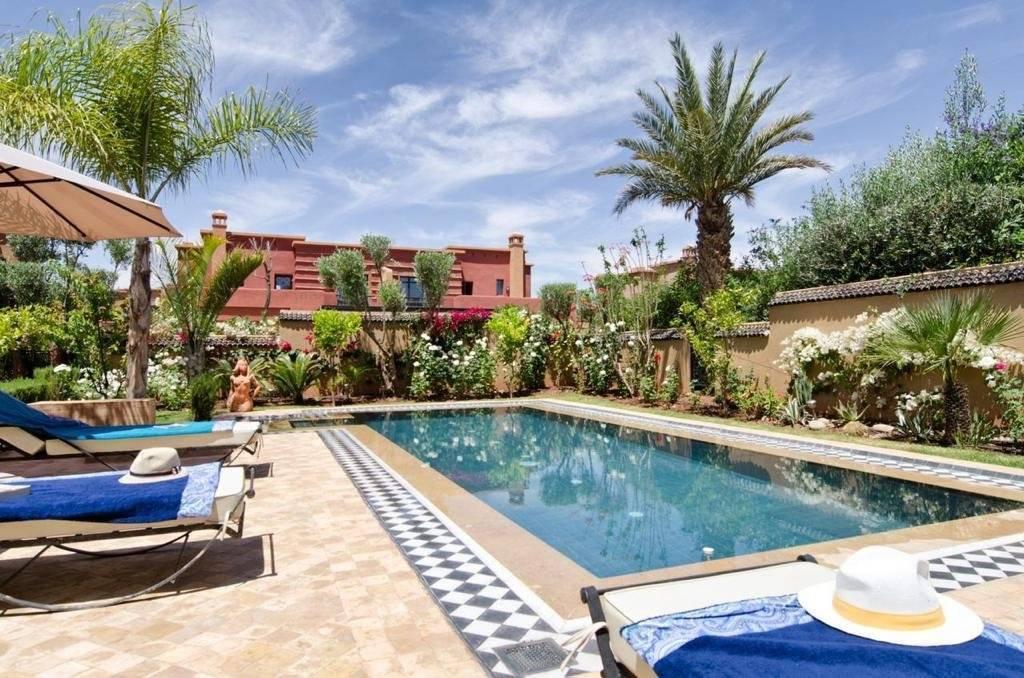 Marrakech - Casa - Se Renta - 3 Suites - Piscina