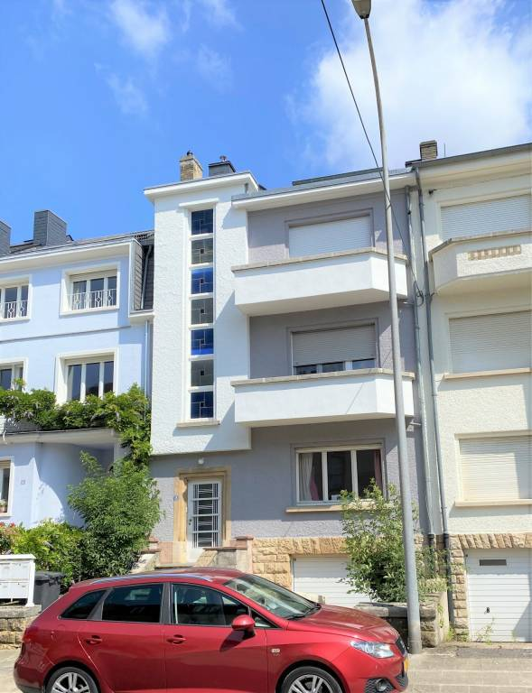 Rental Apartment Luxembourg Belair
