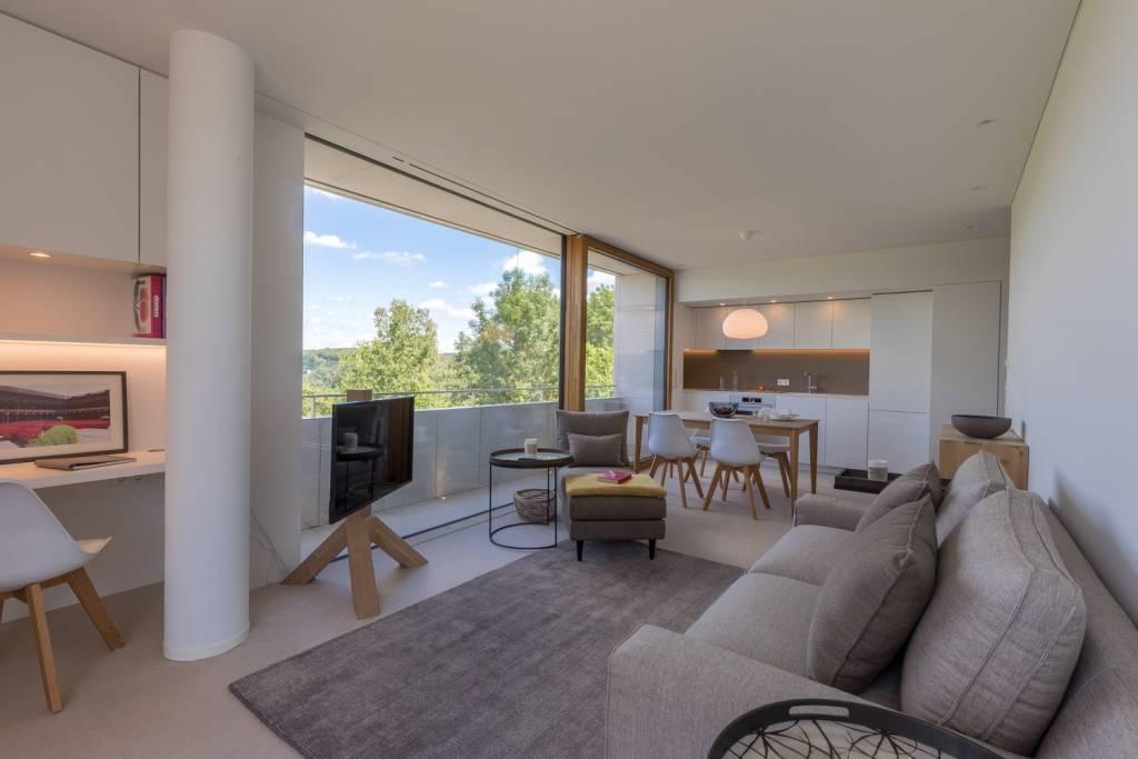 Appartement 1 chambre à louer à Limpertsberg
