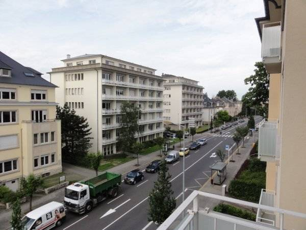 Rental Carpark Luxembourg Belair