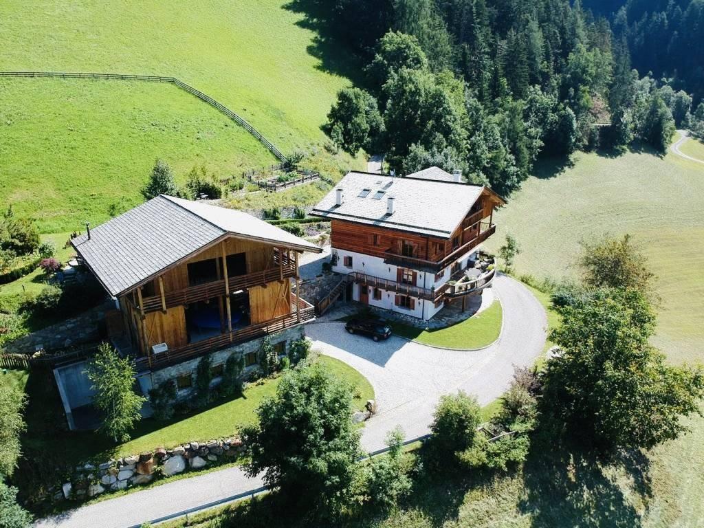 Ragginerhof - pareltje in de Dolomieten