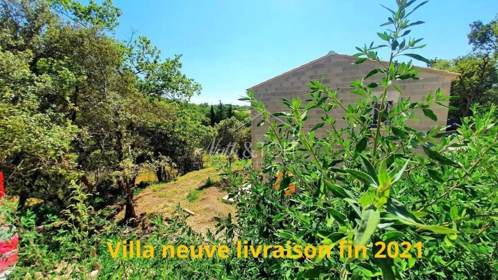 VENASQUE Villa neuve 100 m² sur 539 m² de terrain