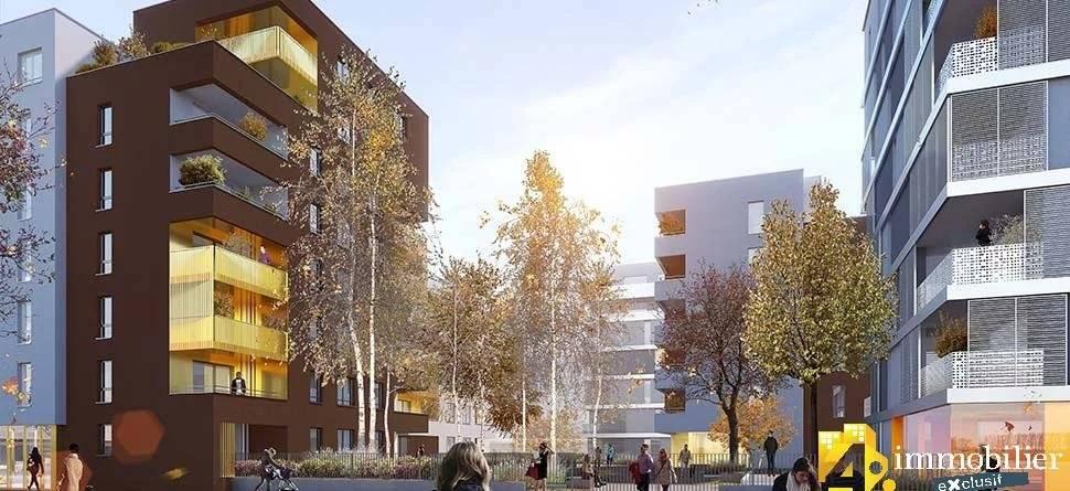 Programme Appartement Schiltigheim