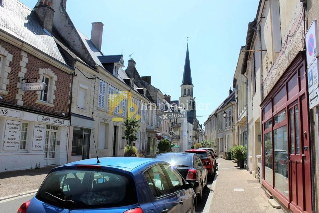 CENTRE VILLE  -  Montoire-sur-le-Loir