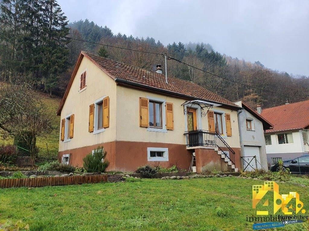 Maison Willer Sur Thur 3 pièce(s) 77.46 m2