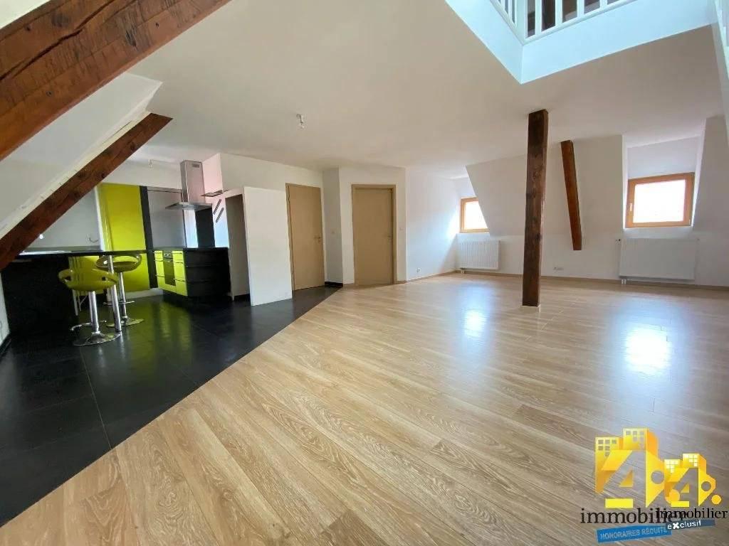 Appartement  en duplex Cernay