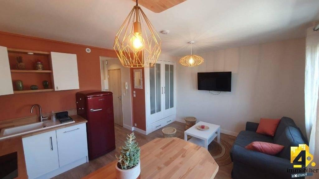 Appartement Orleans 2 pièces 31.68 m²
