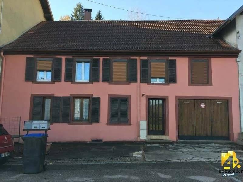 Vente Immeuble Colroy-la-Roche